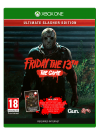Friday The 13th The Game - Ultimate Slasher Edition Xbox One video spēle