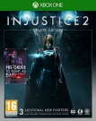 Injustice 2 Deluxe Edition Xbox One video spēle