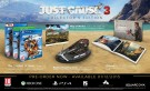 Just Cause 3 - Collector's Edition Xbox One video spēle