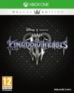 Kingdom Hearts III Deluxe Edition Xbox One video spēle