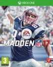 Madden NFL 17 Xbox One video spēle