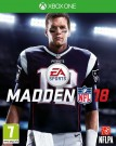 Madden NFL 18 Xbox One video spēle