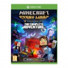 Minecraft Story Mode The Complete Adventure Xbox One video spēle