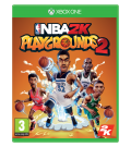 NBA 2K Playgrounds 2 Xbox One video spēle