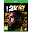 NBA 2K19 20th Anniversary Edition Xbox One video spēle