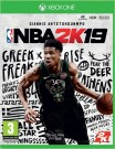 NBA 2K19 Xbox One video game