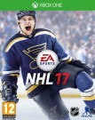NHL 17 Xbox One video spēle
