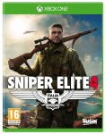 Sniper Elite 4 Xbox One video spēle