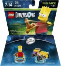 LEGO DIMENSIONS FUN PACK BART