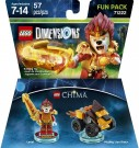 LEGO Dimensions: Fun Pack Chima Laval