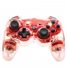 Afterglow Wireless Controller for PS3 red - bezvadu pults
