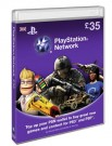 Playstation Network Card £35 (PSN 35 GBP) (PS3)
