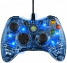 Afterglow Controller Blue Xbox 360 - pults ar vadu