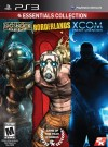 2K Essentials Collection: Bioshock, Borderlands, XCOM: Enemy Unknown Playstation 3 (PS3) video game