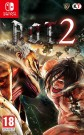 A.O.T. 2 (Attack on Titan 2) Nintendo Switch video spēle