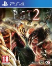A.O.T. 2 (Attack on Titan 2) Playstation 4 (PS4) video spēle