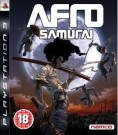 Afro Samurai Playstation 3 (PS3) video game