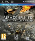 Air Conflicts: Secret Wars (3D & Move compatible) PS3