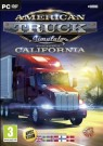 American Truck Simulator PC DVD game