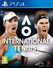 AO International Tennis Playstation 4 (PS4) video game