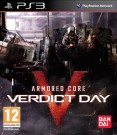 Armored Core: Verdict Day Playstation 3 (PS3) video spēle