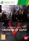 Armored Core: Verdict Day Xbox 360 video spēle