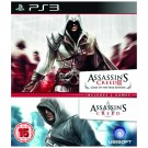 Assassin's Creed 1 & 2 PS3