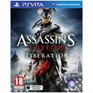 Assassin's Creed III (3) Liberation PSVita