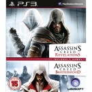 Assassin's Creed Brotherhood & Revelations Double Pack PS3