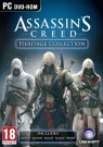 Assassin's Creed Heritage Collection PC (EUR DVD)