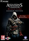 Assassin's Creed IV (Assassins Creed 4) Black Flag Jackdaw Edition PC (ENG DVD)