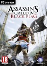 Assassin's Creed IV (Assassins Creed 4) Black Flag PC (EUR DVD)
