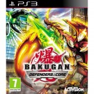 Bakugan Defenders of the Core Playstation 3 PS3 video spēle