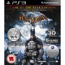 Batman: Arkham Asylum - Game of the Year Edition PS3