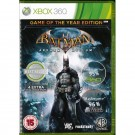 Batman: Arkham Asylum - Game of the Year Edition Xbox 360