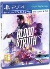 Blood and Truth (For Playstation VR) PS4 video spēle