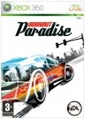 Burnout Paradise Xbox 360 video spēle