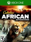 Cabela's African Adventures Xbox One video spēle