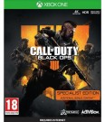 Call of Duty Black Ops IIII (4) Specialist Edition Xbox One video game