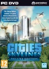 Cities: Skylines Deluxe Edition PC DVD (ENG) datorspēle