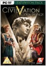 Civilization V: Gods and Kings PC (EUR DVD)