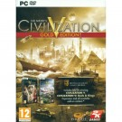 Civilization V: Gold Edition PC (ENG DVD)