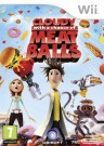 Cloudy With a Chance of Meatballs Nintendo Wii video spēle