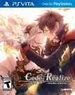 Code: Realize Guardian of Rebirth Playstation Vita PSV spēle