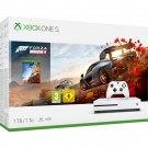 XBOX ONE S 1TB CONSOLE WHITE/GAME FORZA HORIZON 4 MICROSOFT