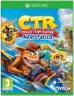 Crash Team Racing Nitro-Fueled Xbox One video spēle - ir veikalā