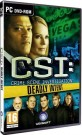 CSI: Crime Scene Investigation - Deadly Intent PC DVD (ENG) datorspēle