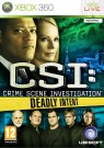 CSI: Crime Scene Investigation - Deadly Intent Xbox 360 video spēle