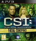 CSI: Crime Scene Investigation - Fatal Conspiracy Playstation 3 (PS3)