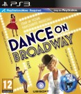 Dance on Broadway (Move) Playstation 3 PS3 video game